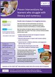 Catch Up® information brochure