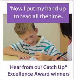 Hear more from our Catch Up Excellence Award winners